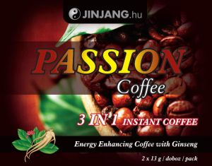 potencia növelő Passion kávé