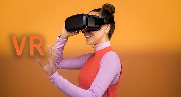 VR - Virtuális valóság